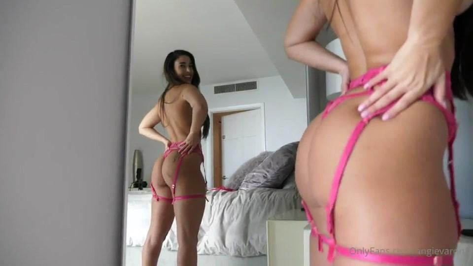 Angie Varona Lingerie Twerking Onlyfans Video Leaked Lvudmo