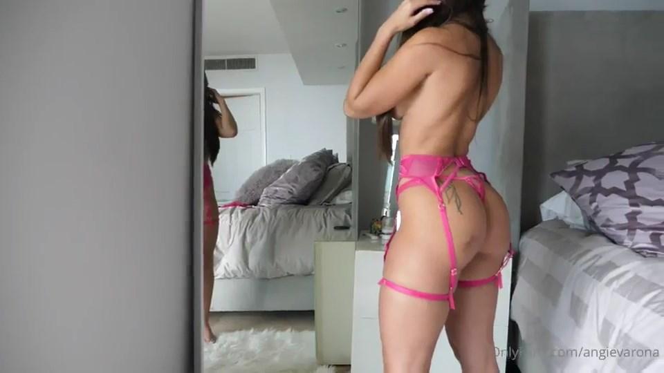 Angie Varona Lingerie Twerking Onlyfans Video Leaked Pwqcxr