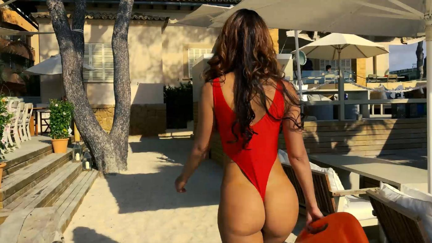 Micaela Schafer Nude Baywatch Swimsuit Strip Video Leaked Rfnwes