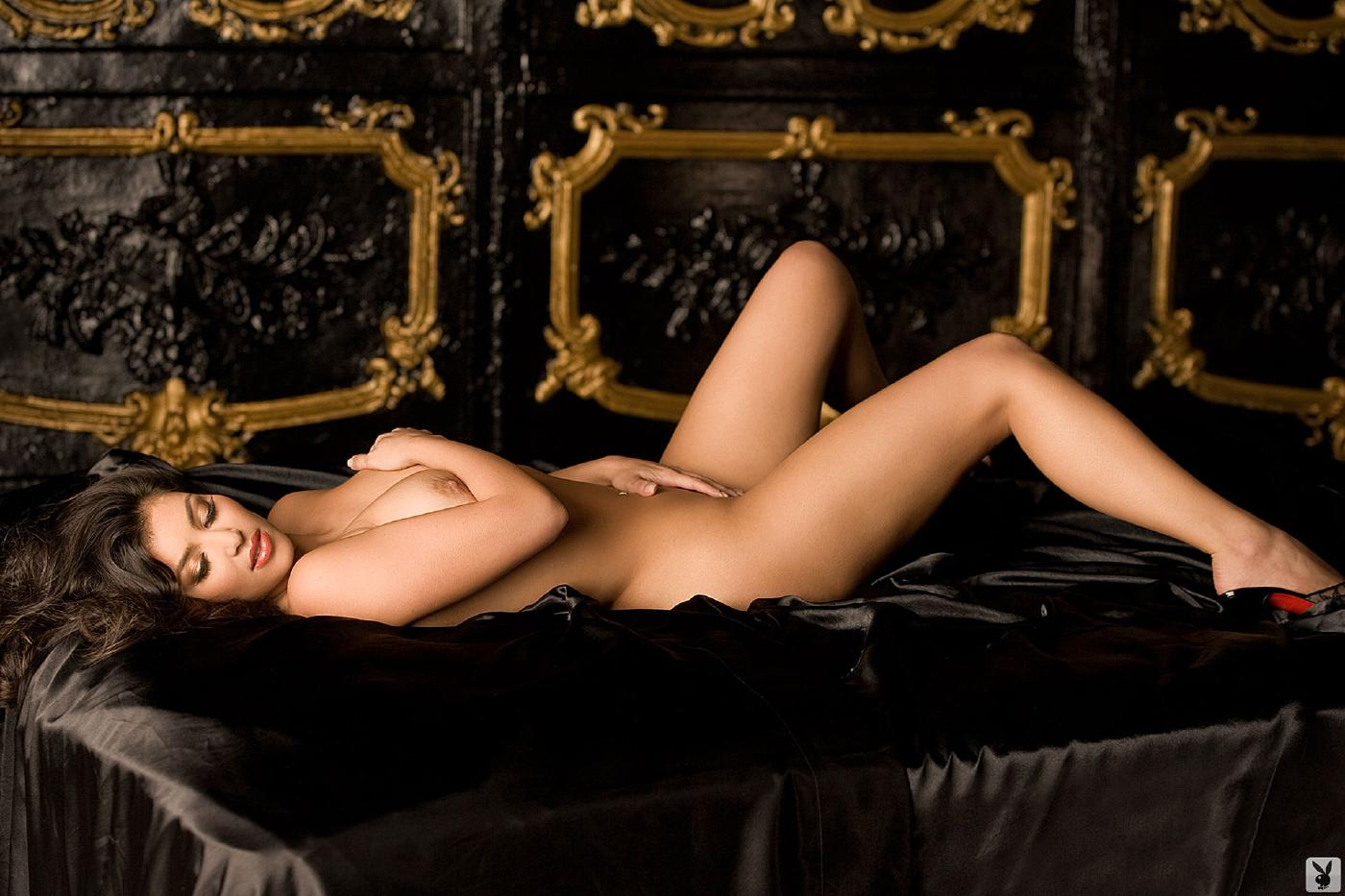 Kim Kardashian Playboy Nude Photoshoot Leaked 0013