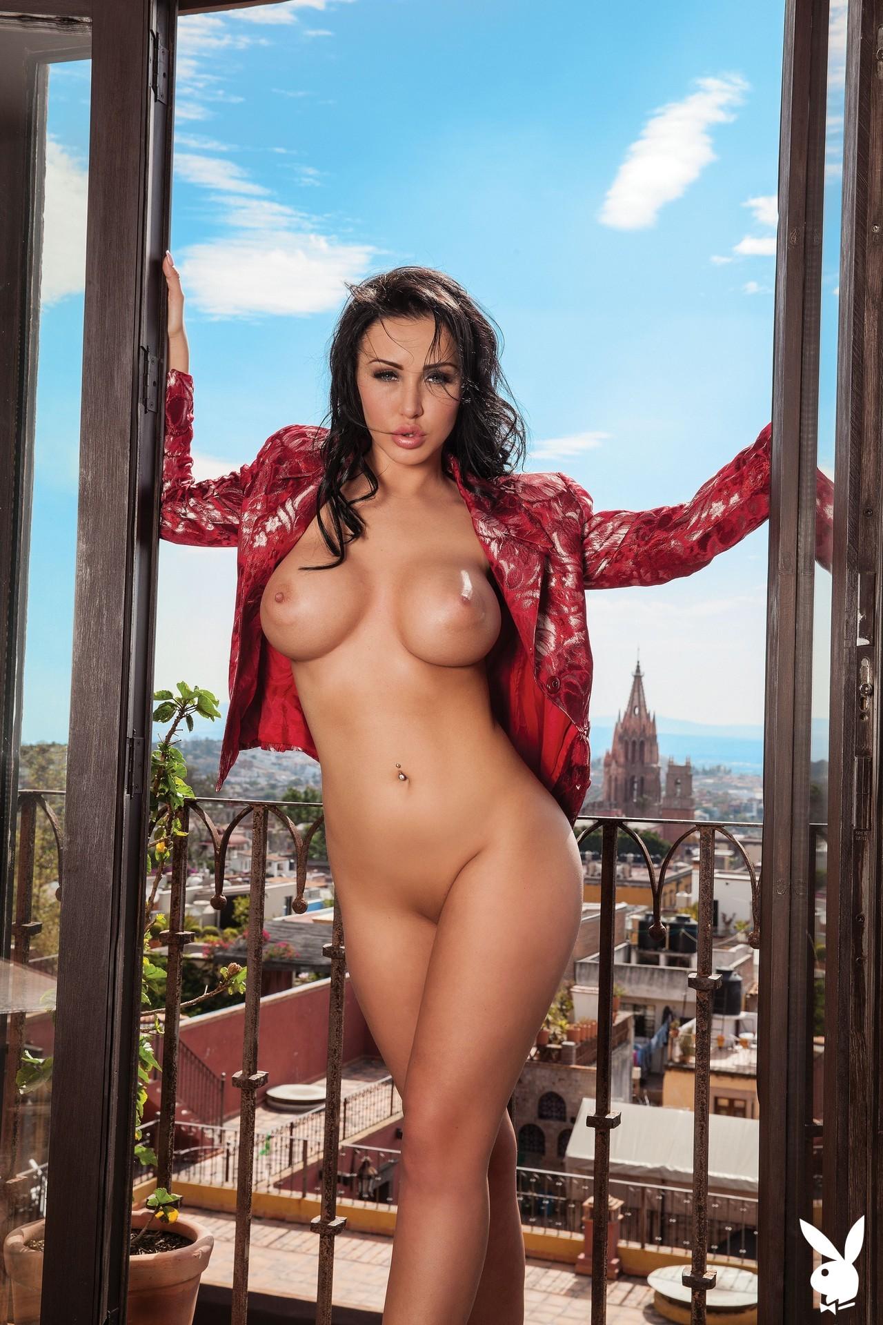 Karolina Vaivada In Playboy Mexico Playboy Plus (7)