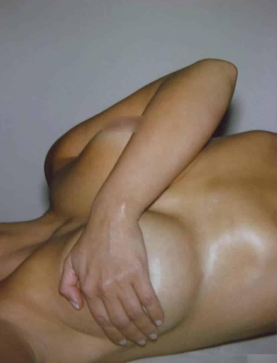 Kim Kardashian Nude Body Paint Set Leaked Bdvywj