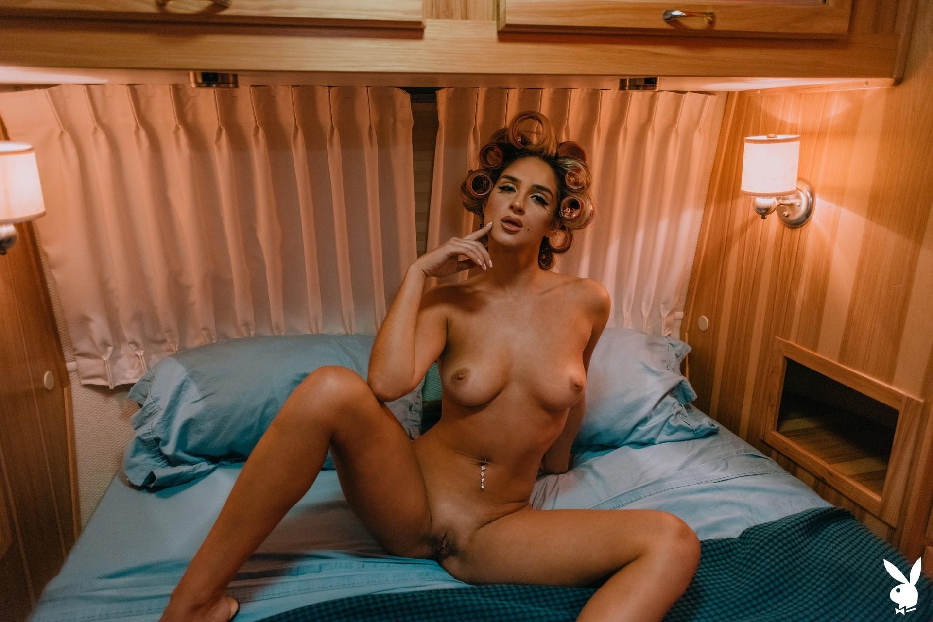 Kayci Darko In Back To Camp Playboy Plus (23)