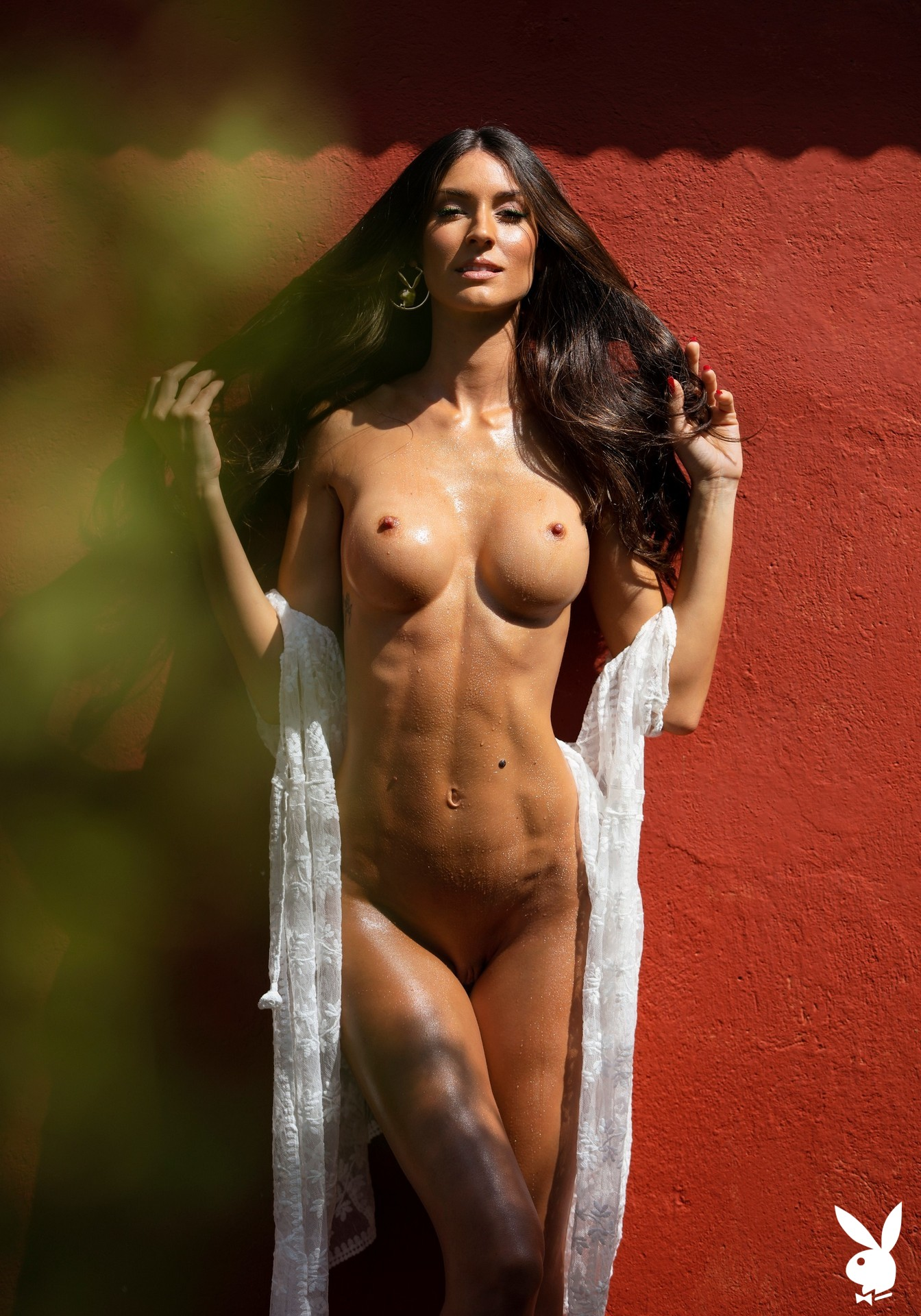 Zurine Aspiunza In Playboy International Playboy Plus (1)